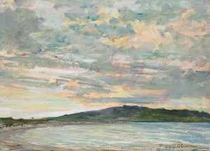 Henry Young Alison - ben hynish , Isola di Tiree