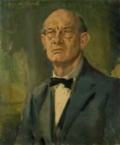 George Herbert Buckingham - Professore W . Lione Blease ( 1884–1963 )