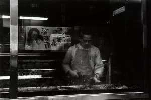 Eve Sonneman - pesci shop ( dalla serie , Chinatown )