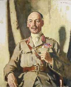 William Newenham Montague Orpen - generale sir henry seymour rawlinson ( 1864 1925 ) Bt , GCVO , KCB , KCMG