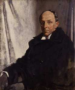 William Newenham Montague Orpen - edgar algernon robert gascoyne cecil , 1st Visconte Cecil di Chelwood