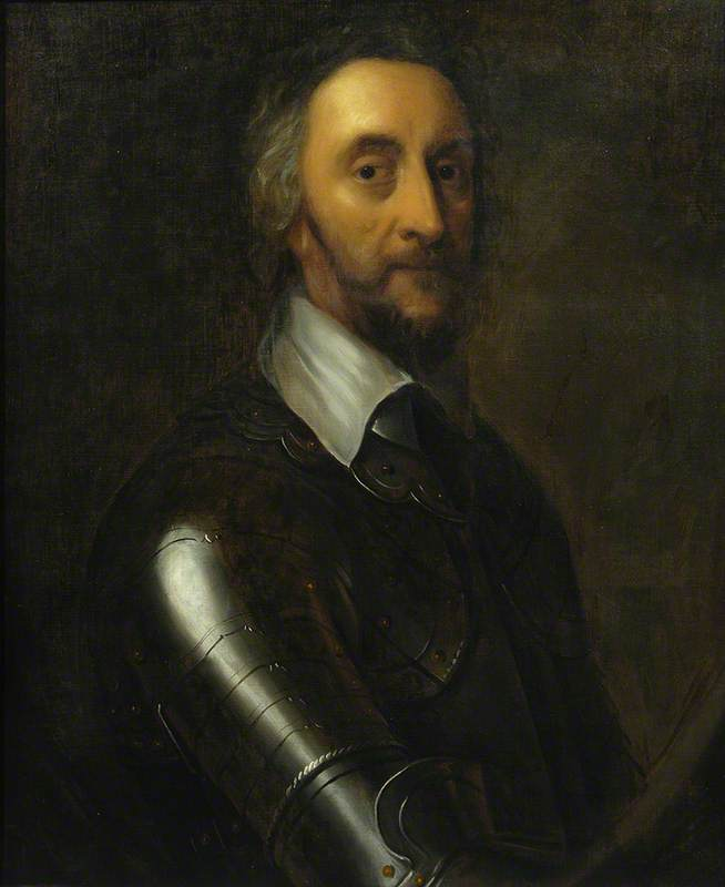 Tommaso Howard ( 1585–1646 ) , 14th Conte di Arundel di Thomas Murray | Copia Pittura | WahooArt.com