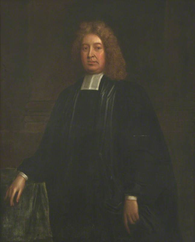 william lancaster ( 1650–1717 ) , Rettore ( 1704–1717 ) ( copia ) di Thomas Murray | Riproduzioni Di Quadri Famosi | WahooArt.com