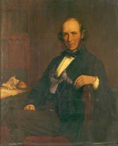 John Hanson Walker - herbert spencer ( 1820–1903 ) ( copia dopo john bagnold burgess )