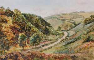 Frederick William Hayes - Llanbedrog
