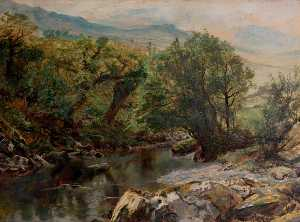 Frederick William Hayes - Piscina in Colwyn