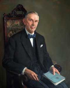 Sam Morse Brown - Signore rhys hopkins morris ( 1888–1956 ) , MBE , QC , MP , COPERCHIO , mp per cardiganshire