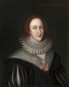 George Jamesone - lady jane maitland ( 1612–1631 )