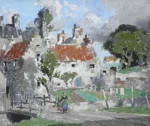 John Guthrie Spence Smith - un villaggio come  Piffero