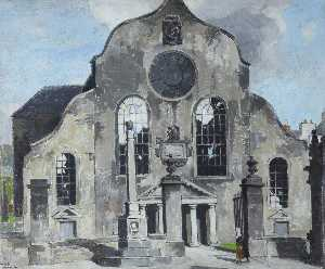 John Guthrie Spence Smith - Canongate Chiesa