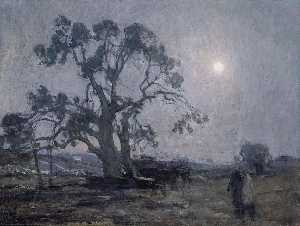 Henry Ossawa Tanner - Abraham's Quercia