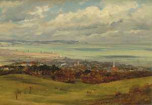 William Henry Borrow - Eastbourne , Est Sussex