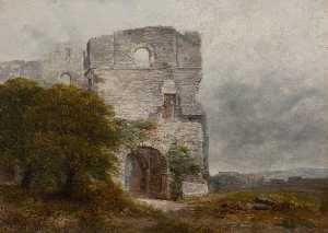 William Harold Cubley - Newark Castello , Nottinghamshire