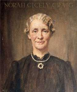 Alfred Egerton Cooper - Perdere norah cicely craig