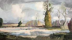 Rowland Suddaby - Stour Valle , Suffolk