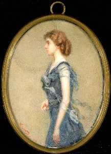 Eulabee Dix - signora charles Duff ( Flora ) Panettiere