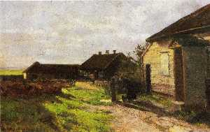 Kitty Kielland - Fattoria a kvalbein