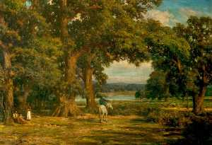 Charles Edward Johnson - Sherwood Bosco , Nottinghamshire