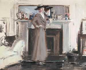 Francis Campbell Boileau Cadell - Riflessi di