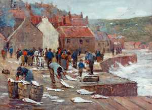 James William Booth - Staithes