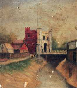 Thomas H Borrmann - sud gates , King's Lynn , Norfolk