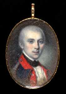 Charles Willson Peale - Capt . Giovanni Gassoway