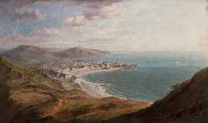 William Ward Gill - Aberystwyth dalla costituzione Collina