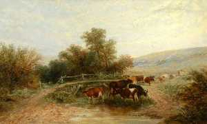 William George Meadows - Eller's Ponte , Kent