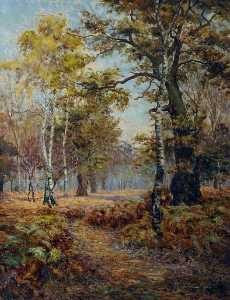 William Maxwell Reekie - Sherwood Bosco , Nottinghamshire