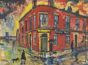 James Lawrence Isherwood - -Wigan Arms-