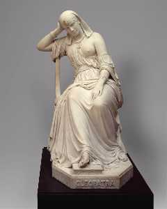 William Wetmore Story - Cleopatra