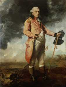 Joshua Reynolds - Importanti generale george catchmaid morgan ( 1740–1823 )