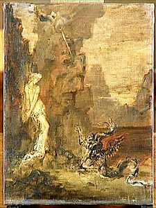 Gustave Moreau - Andromède