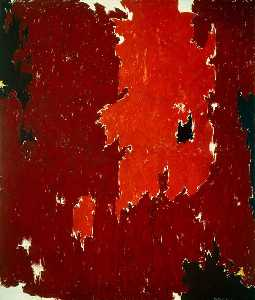 Clyfford Still - 1950  Un  No  2