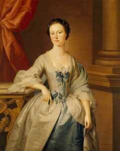 Richard Phelps - margaret luttrell ( 1726–1766 ) , la signora henry fownes luttrell