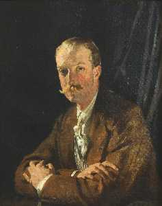 William Newenham Montague Orpen - Geoffrey , Quarto Marchese di Headfort