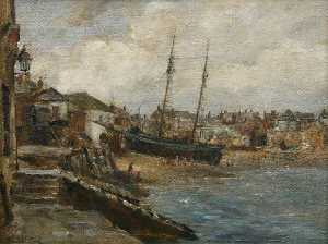James Herbert Snell - st ives Porto